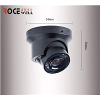 IR Digital Security Weatherproof HD Video Dome Sony Color CCD Vehicle Car Camera / CCD Camera