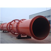 ISO9001 Quality Coal Slurry Rotary Dryer