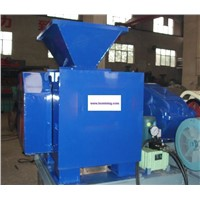 ISO9001 Quality coal coke copper powder mineral powder Briquette machine