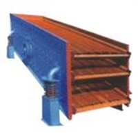 ISO Quality approval Vibrating Screen