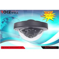 Indoor Outdoor IR Digital Security HD Video Dome Sony Color CCD Camera (RC-550HG)