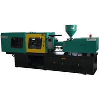 Injection plastic moulding machine