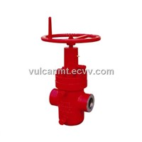 Internal Screw Connection Non-Stem Slab Gate Valve