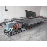 Iron Ore/Gold Ore Shaking Bed