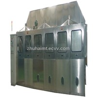JF485 Glue-soaking Drying Machine for Clutch Facings