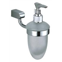 Liquid Soap & Lotion Dispenser, Soap Dispenser Holder, Bathroom Accessory