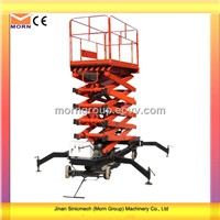 Mobile Scissor Lifting Platform