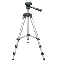 New Arrival ! Professional Ball Head Camera Video Photo Tripod with Quick Release Plate
