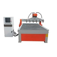 Multi Heads CNC Router Machine