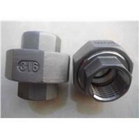 On Sale Stainless Steel Flat Union  DIN/BSPT 304/316