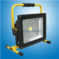 Portable led flood lamp light 10w.30w.50w With work light