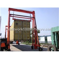 Products Name: Mast mobile Container Crane