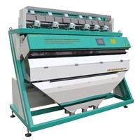 Rice CCD Color Sorting Machine,Buhler Qualification
