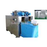 Solid co2 making machine for food cooling industry