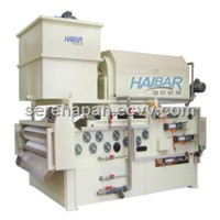Stainless Steel Continuous Dewatering Belt filter Presses for ETP/WTP/STP(HTBH Series)