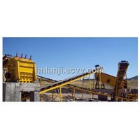 Stone Crushing Screening Plant