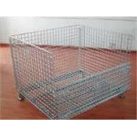 Storage trunk shelf,wire mesh container,storage cage