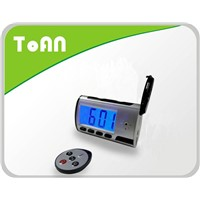TOAN hidden clock camera