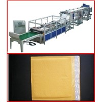 Three Side Seal Kraft Paper and Bubble Mailer Paper Bag Making Machine