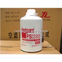 Trucks Fuel Filter  FS1280 For Cummins, Volvo