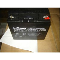 VRLA AGM battery 12V 18AH