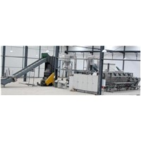 Waste Film Washing Production Line