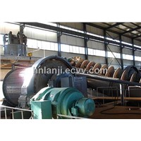 Wet Gold Ore Processing Ball Mill