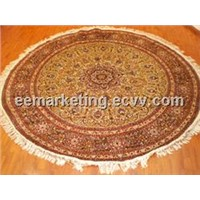 Wool Rug 100% Handmade Nature Silk Handmade Carpet OEM Odm Service High Quality
