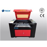 XJ6090 mini laser engraving machine for wood/acrylic