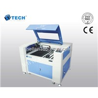 XJ6090 wood laser cutting machine