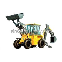 xcmg XT860 backhoe loader