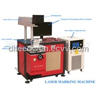 YAG 50W Metal CNC Laser Marking Machine Dilee 50 LM