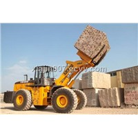 block handling forklift wheel loader XJ968-25D