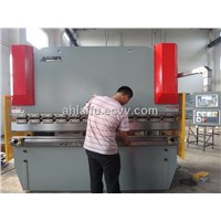 CNC Press Brake, Bending Machine Manual, Sheet Metal Folding Machines
