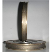 diamond  pencil/trapezial grinding wheel for glass edging