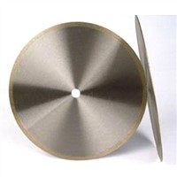 diamond saw blade for glass for ceramic