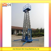 Four-Mast Hydraulic Aluminum Alloy Lift Table 8m/300kg