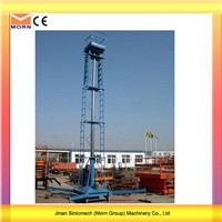Hydraulic Telescopic Cylinder Lift Table TTC-14