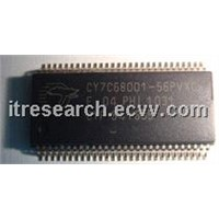 microchip CY7C1041CV33-20VXE code extraction mcu crack hex ic  brack