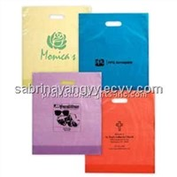 recyclable Die cut Plastic Packaging Bag