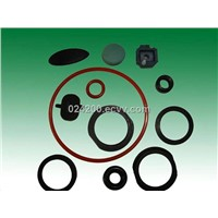 rubber and silicone gasket