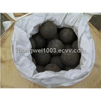 special all diameter and low breakage grinding steel balls