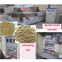 textured soya  bean protein production machinery