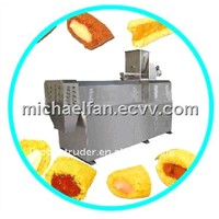 core filled snacks production machines in China