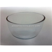 glass bowl  EW12309