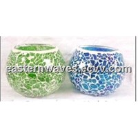 mosaic candle holder EW1301
