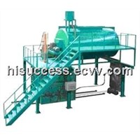 sponge ecycling production line
