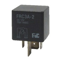 Automotive Relays with 40A, Plug-in or PCB type