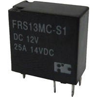 Automotive Relays with Single relays & Double relays (H-bridge contact available) and Compact size