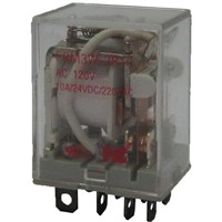 General Purpose Power Relays with 2, 3 & 4 poles, Contact rating up to 20A and Strong construction